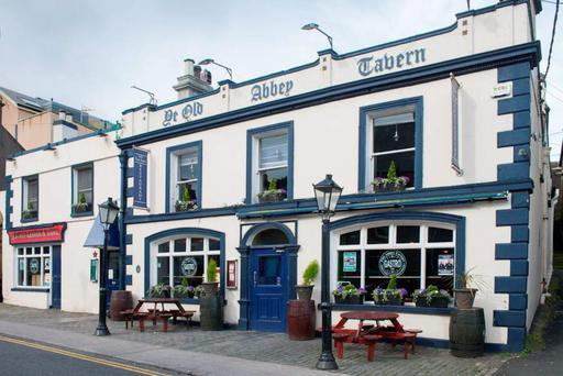 The Abbey Tavern in Howth sold for €1.3m
