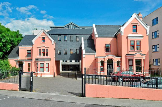 The Pointe Boise guesthouse in Galway