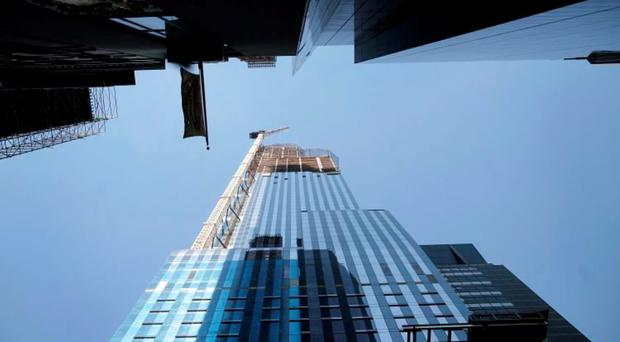 The One57 Tower in New York is now struggling to sell its apartments.