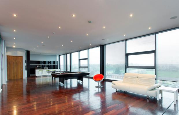 High Quality The Penthouse At The Granary In Dublin 9. The Apartment Block Is On The  Market