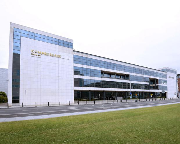 BOUGHT: Hibernia REIT paid €90m for Commerzbank and Guild House in November 2014