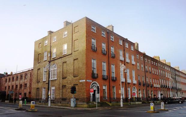 Lisney are marketing the property at 53 Merrion Square