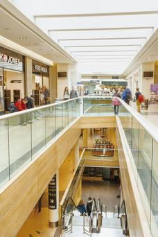 Athlone Town Centre is one of six shopping centres being sold as the Cornerstone Portfolio for €115m