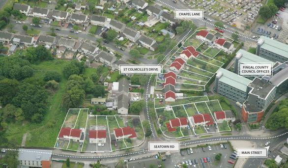 Chartered Assets are seeking €4.3m for this property in Swords