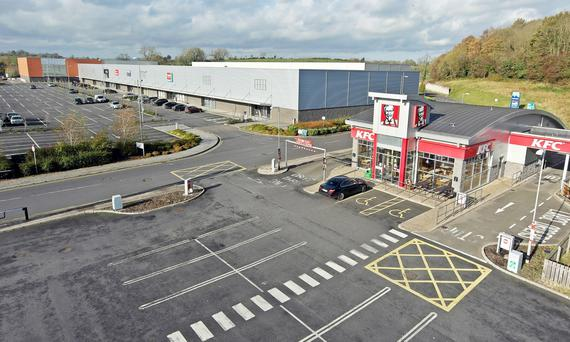 Monaghan Retail Park is believed to have sold for €1.6m