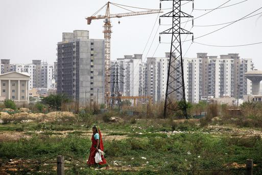 Indian prime minister Narendra Modi is pushing to build 20 million hew homes in India
