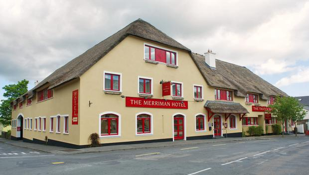 The Merriman Hotel in Kinvara is on the market for €695,000