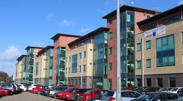 Quayside BUsiness Park in Drogheda sold for close to €1.15m