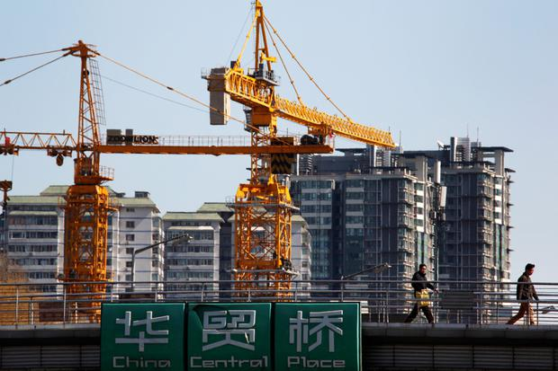 The Chinese economy is seen to be slowing rapidly