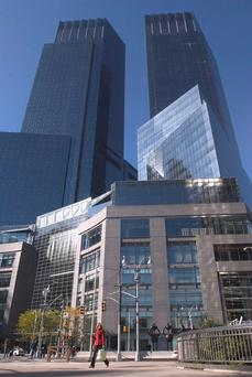 Related developed the Time Warner Center in New York