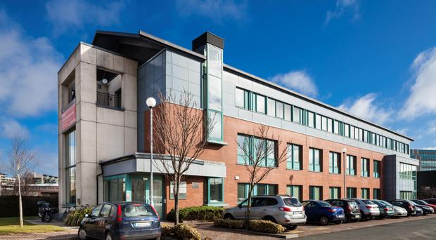 JLL are marketing 6,200 sq ft at Unit 4 of Bracken Business Park to let