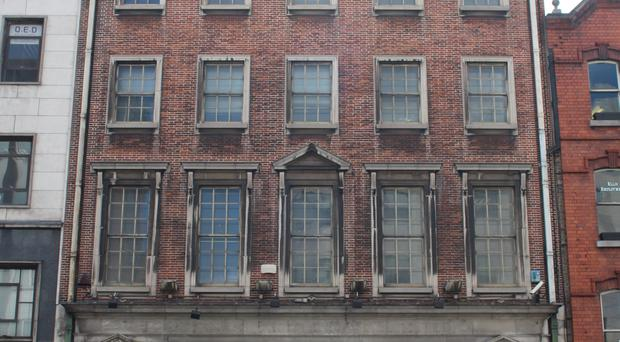 KBC has taken over this property at College Green in Dublin