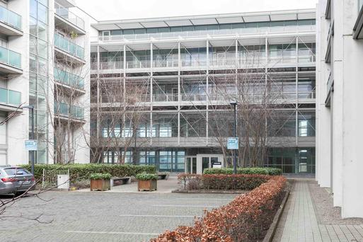 Quinn Agnew are seeking €2.25m for Block C at Crosbie's Yard