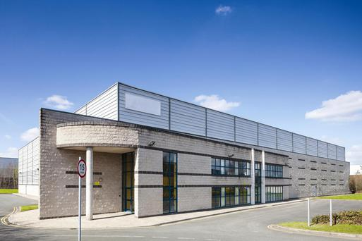 BNP Paribas Real Estate are letting agents for thsi property in Fonthill Industrial Estate