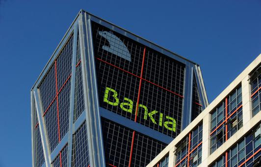 Bank of America is buying a string of assets tied to Spain's Bankia