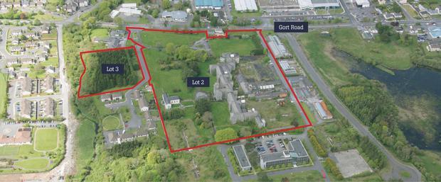 Savills are guiding €1.25m for the former Our Lady's Hospital in Gort