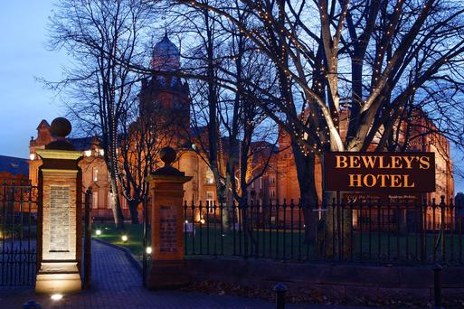 Bewleys Hotel in Ballsbridge