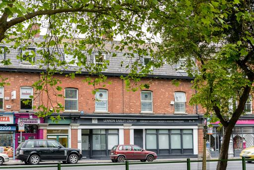 Knight Frank is asking for €950,000 for 8-9 Marino Mart