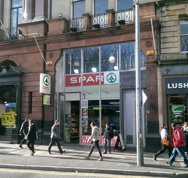 115 Grafton Street is available to let
