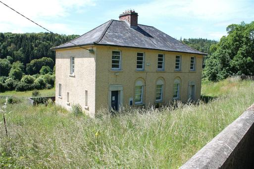 Inistioge Garda station, which sold for €132,000