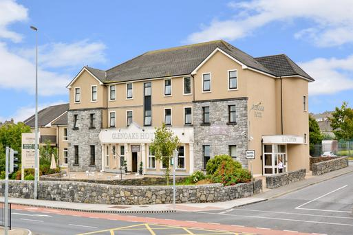 The Glenoaks Hotel is for sale for €1.5m