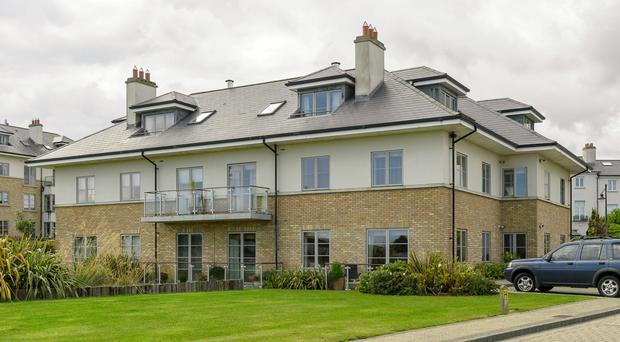 Knight Frank is seeking €7.5m for this development at Robswall in Malahide, Co Dublin