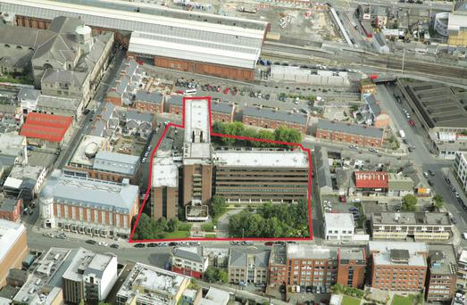 Twitter is set to take space in Hibernia Reit's Cumberland House in Dublin 2