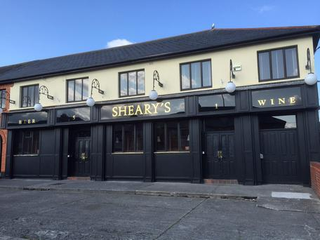 Sheary's Pub in Crumlin is being auctioned with a guide price of around €700,000