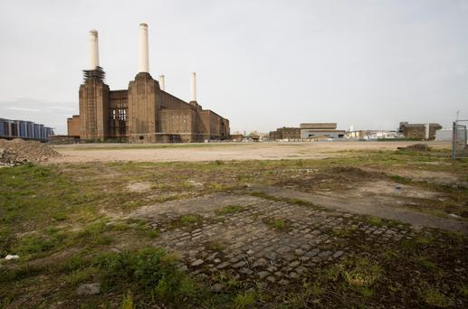 The Battersea Power Station property includes a large site around the station