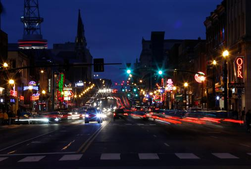 Cities like Nashville are becoming popular among real estate investors