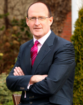 Noel Creedon, head of Cork-based specialist investment firm iNua