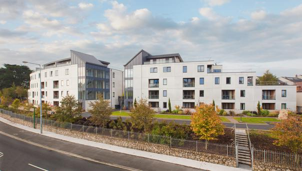 The Abbey Glen apartments are on the market for €8.5m