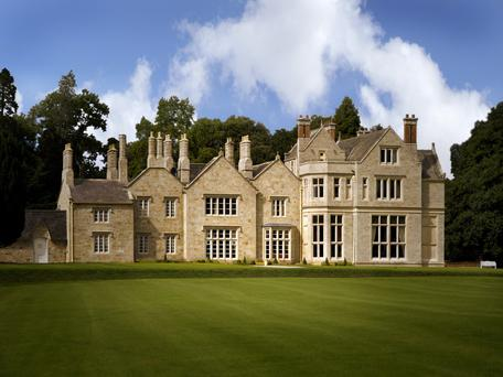 Lough Rynn Castle in Leitrim is on the market for €3.5m
