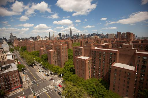 Blackstone is buying the Peter Cooper Village in Stuyvesant in New York for $5.3bn