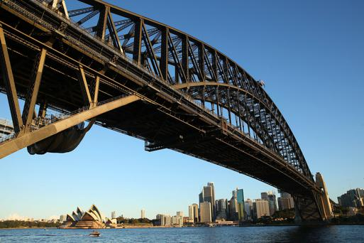 Sydney house prices have fallen as foreign buyers leave the market