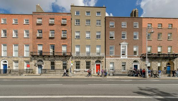 Knight Frank is guiding €4m for 25 Merrion Square