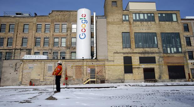 Google is among many tech firms setting up in Waterloo in Canada