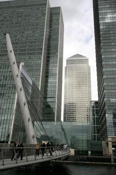 Rents at Canary Wharf will be the fastest growing in London this year