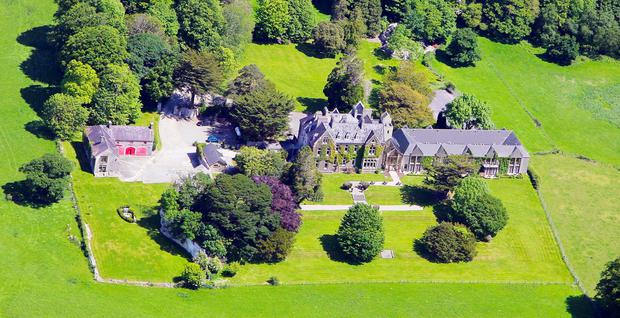 Cahernane House is on the market for €3m