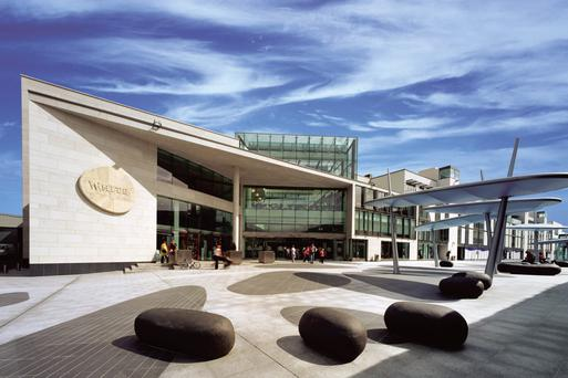 Kildare's Whitewater, the biggest shopping centre outside Dublin