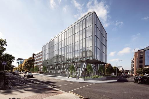 JLL will seek €60 per sq ft for space in the Velasco Building