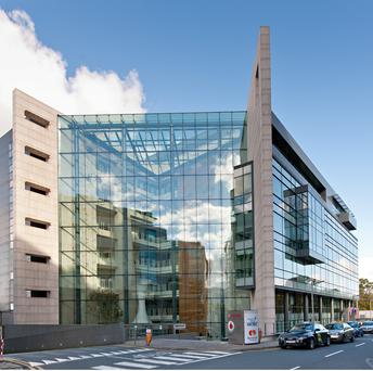 The Vodafone building at Central Park in south Dublin