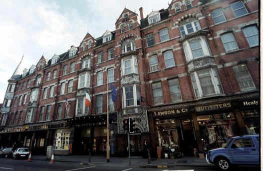 The Metropole Hotel in Cork is a sister to the Cork Airport Hotel.