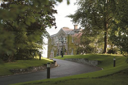The Lyrath Estate Hotel in Killkenny has been put on the market