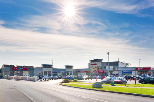 Colliers is quoting €4m for the Sandhills Shopping Centre in Carlow
