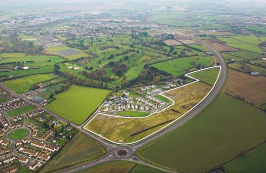 SAVILLS and Warren McCreery Property are quoting €1.9m for this development site outside Kilkenny City