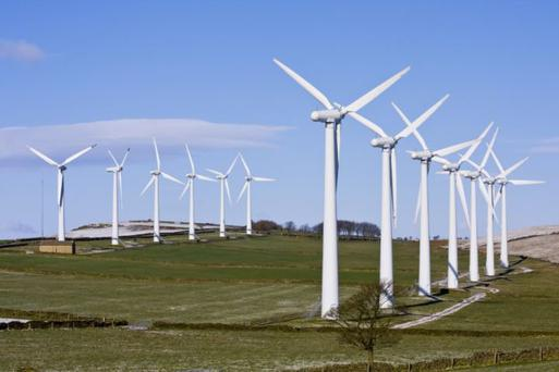 Total investment of €2.7bn is required in onshore wind energy to meet Ireland's 2020 environmental targets