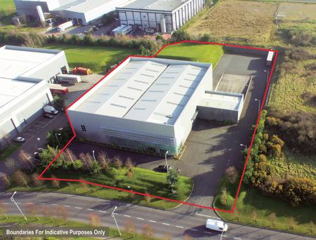 Unit 25 at Magna Business Park is on the market for sale or to let
