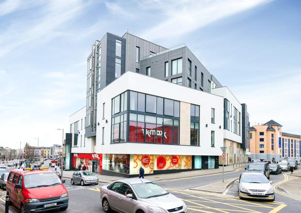 Offices are to let at CityPoint at Prospect Hill in Galway.