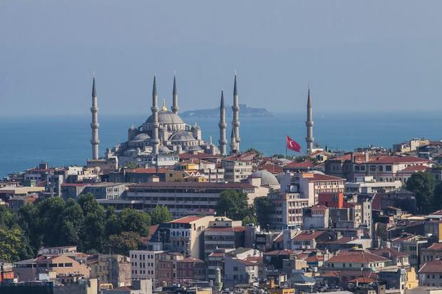 The Turkish property market is beginning to show signs of difficulty.